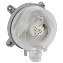 Air DP Switch (Range 20 to 200 Pa) - Datasheet ta200878 Differential pressure switch for air (DPS)
