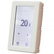 Full colour touch screen display with temperature and humidity sensors Accessories