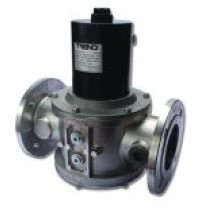 Gas valve flanged 100mm 230Vac - Datasheet ta200888