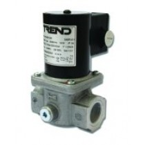 Gas valve screwed 50mm 230Vac - Datasheet ta200888