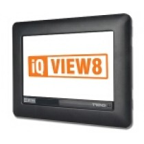 Kit for mounting IQView8 on a flat surface or double UK or USA pattress box. Data Sheet TA201232