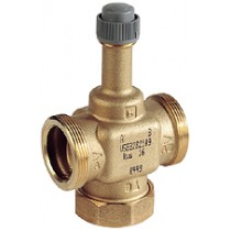 Plant Valve - 2 Port 6.5mm Stroke PN16 DN25 Kvs 4 + 2 x AC25TF Int thread fitting Valves