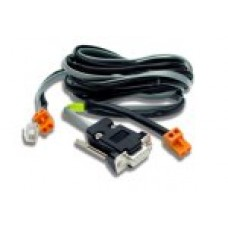 Adapter lead from supervisor to IQ3xcite and IQ2XX controllers (9 way female to RJ11)