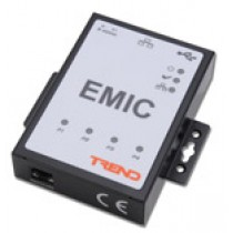 Ethernet Metering Interface Controller for 20 specified M-Bus meters (includes RS232 cable and'DIN rail mounting kit): Data Sheet TA201146
