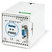 RS232/M-Bus converter for up to 60 slave devices (meters)