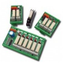 Single Relay Module (24 Vac SPCO) - Datasheet 91-0617