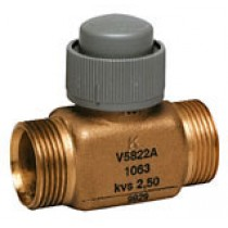 2 Port Zone Valve - 2 Port 2.5mm Stroke PN16 Connex 15mm Kvs 1.6 Valves